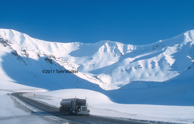 North Slope Haul Road, Alaska